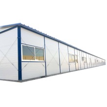 saudi arabia easy quickly install light steel prefab kit house room china supplier