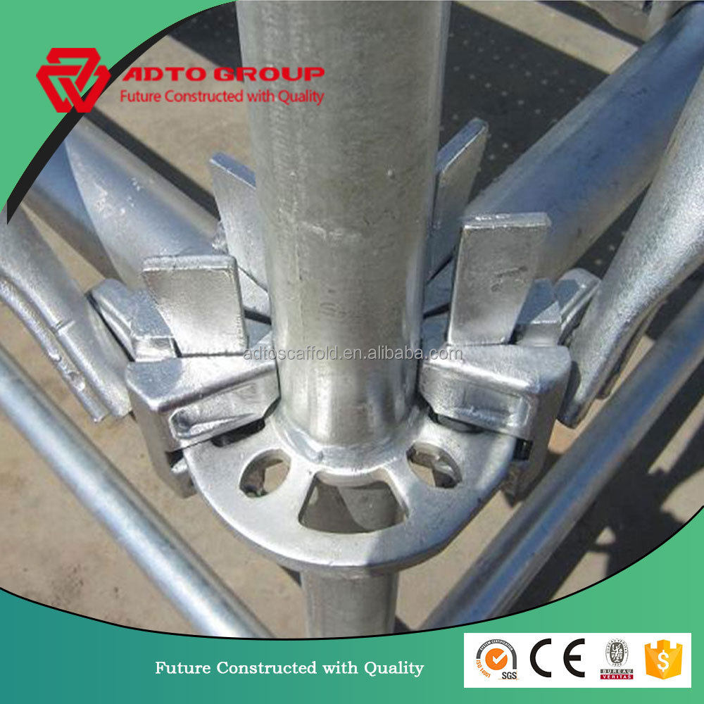 Ringlock Scaffolding&All-Round Ring lock scaffolding/Wedge lock scaffolding System