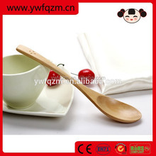 custom cheap wooden ice cream spoon crafts