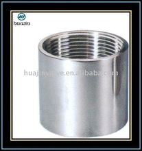 Stainless steel Polishing Pipe Coupling with low prices