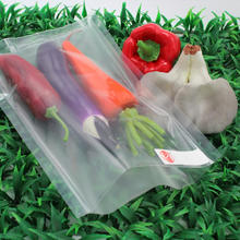 Best Selling Oem Nylon Transparent Food Storage Vacuum Sealer Bag Sachet For Chicken Wings