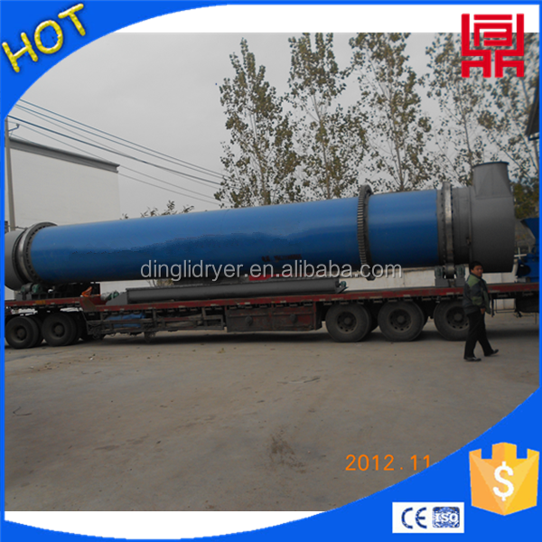 eas used Cereal straw dryer/rotating drum dryer machine/city garbage dryers prices