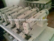 large stock used leather gloves industrial sewing machine