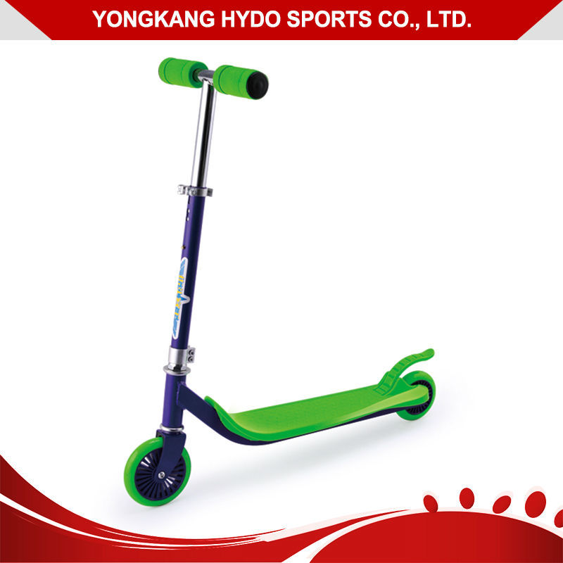 Non-Folding High Quality Low Price Manual Scooter