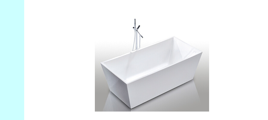 Modern CUPC Certificated Freestanding Bathtub JS-6813