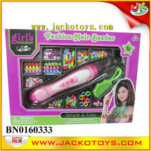 Plastic Decoration Set Fashion Hair Beader