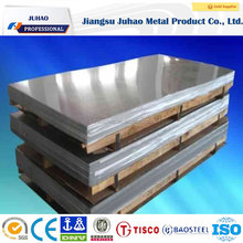 NO.4 surface DIN 1.4021 sus420J1 stainless steel plate/sheet