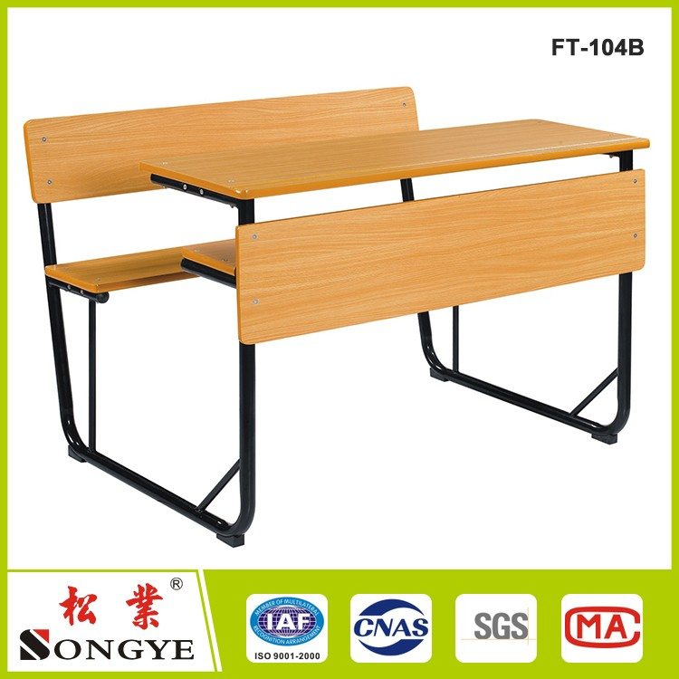 Modern School Desk And Chair Detached School Desks And Chair Hot Sale Scool Furniture