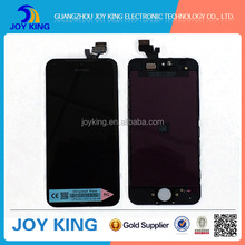 hot sale wholesale good price lcd touch panel for iphone 5 screen complete assembly