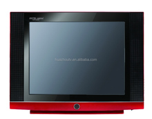 Hot sale CRT TV 21 inch Color TV PURE AND NORMAL Flat screen HD TUBE Thailand Factory