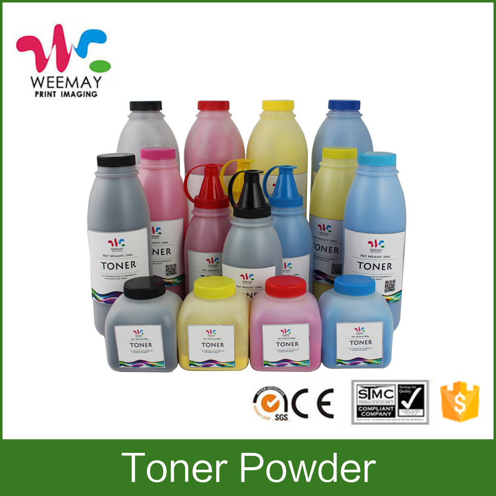 Refill toner for HP CE310A -CE313A compatible HP LaserJet CP1025/ M175a/M175nw universal color toner powder