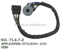 thermo switch ignition cable switch KNTL4-7-2 for MITSUBISHI 4D55
