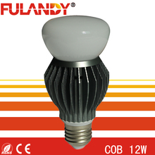 Remote phosphor dimmable A19 LED bulb Ra85/75 270degree