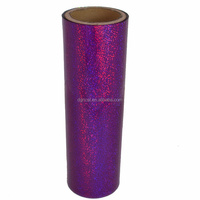 2014 SGS High Quality & Purple OPP Holographic Film Foil For Packing