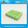Ni-Mh AAA 600mAh rechargeable battery cell with high quality