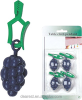 grapa Shape Tablecloth Weight/Tablecloth Pendant Clip