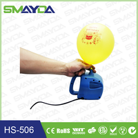 2015 factory price CE ROHS CTICK APPROVED electric balloon inflator