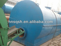 The Crude Tyre Oil Further Purify Equipment Which controlled By Vaccum System Completely