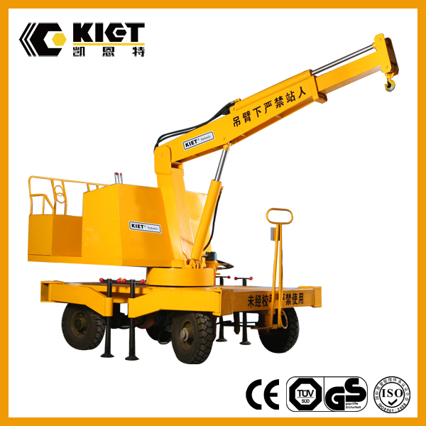Hydraulic Crane China Factory Price