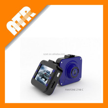 "2.5"" TFT LCD rotatable screen, high sensitive night-vision with 6-IR LED lights car DVR"