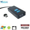 wireless pocket type CCD bluetooth android programmable barcode scanner