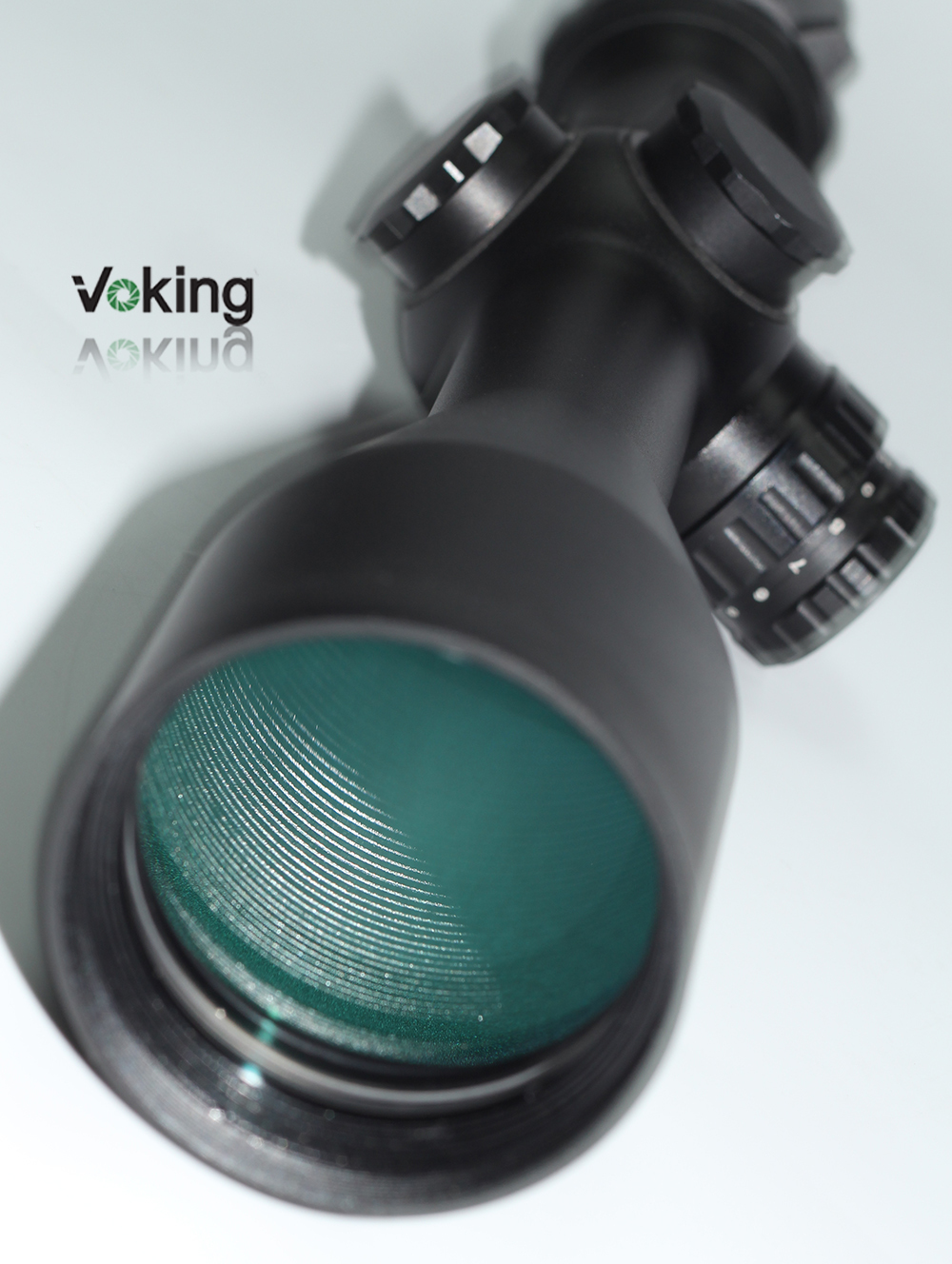 Voking 4-20X50mm side wheel focus rifle scope hunting weapons measuring scope