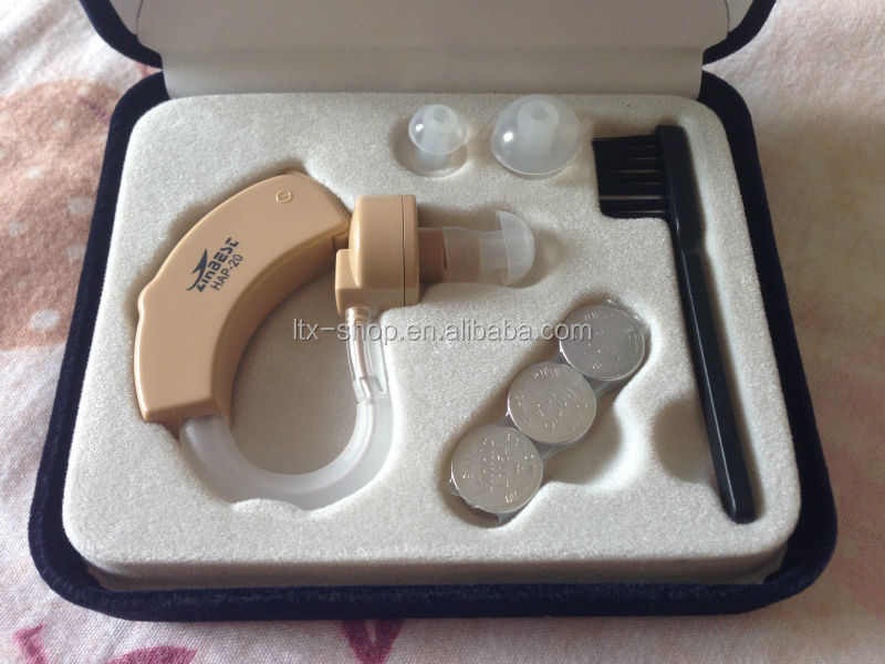 Hot Selling Newest High quality BTE Digital Hearing aid