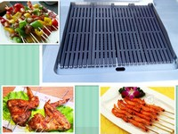portable industrial mini charcoal instant sausage grill