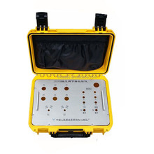 Tricases factory high quality IP67 waterproof shockproof injection molded hard PP plastic small tool case for IPAD