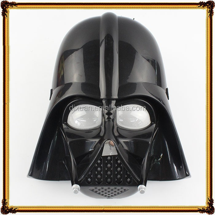 Darth Vader mask,PVC Face Mask,Imperial Warrior Mask