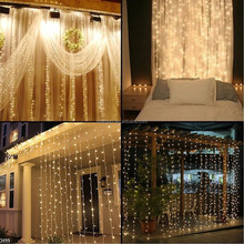 safety light curtain,led decorative curtain light,christmas decoration lights