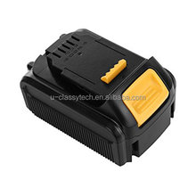20V Battery, 5000mAh Lithium-ion Rechargeable Battery Pack DCB204 DCB205 DCB180 DCB204-2 DCB205-2 DCB200-2 DCB200