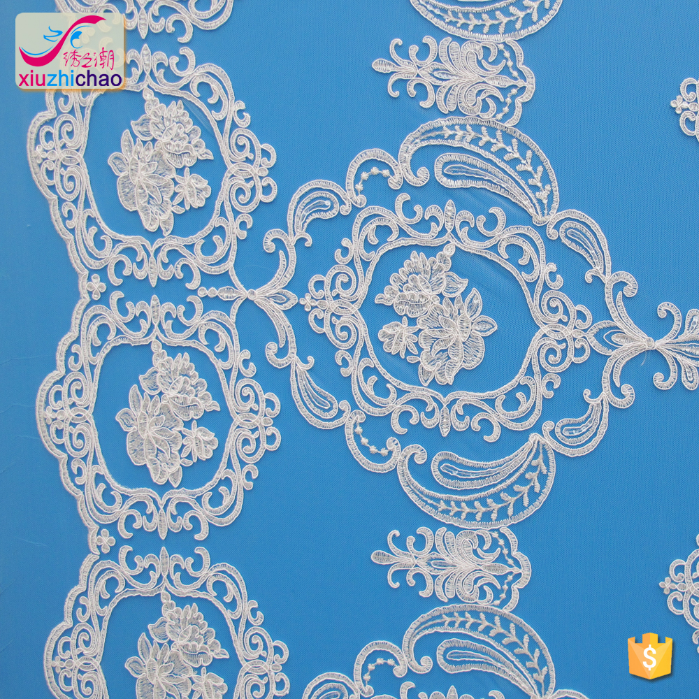 XM0077 lace fabrics fancy design fabric clothing turkey istanbul wedding dresses istanbul turkey product