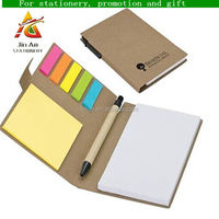 Customized Composition Jotter Pad With Pen