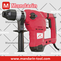 Alibaba Golden Supplier 1050W Rotary Hammer 2-function use SDS Max Drill