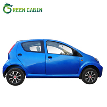 Hybrid electric car solar car with gasoline generator optional