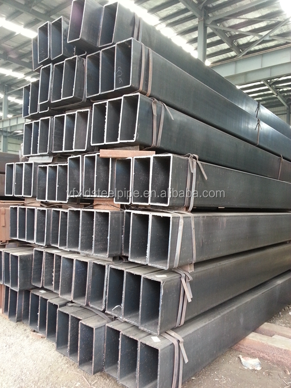 cold formed welded structural rectangular hollow section