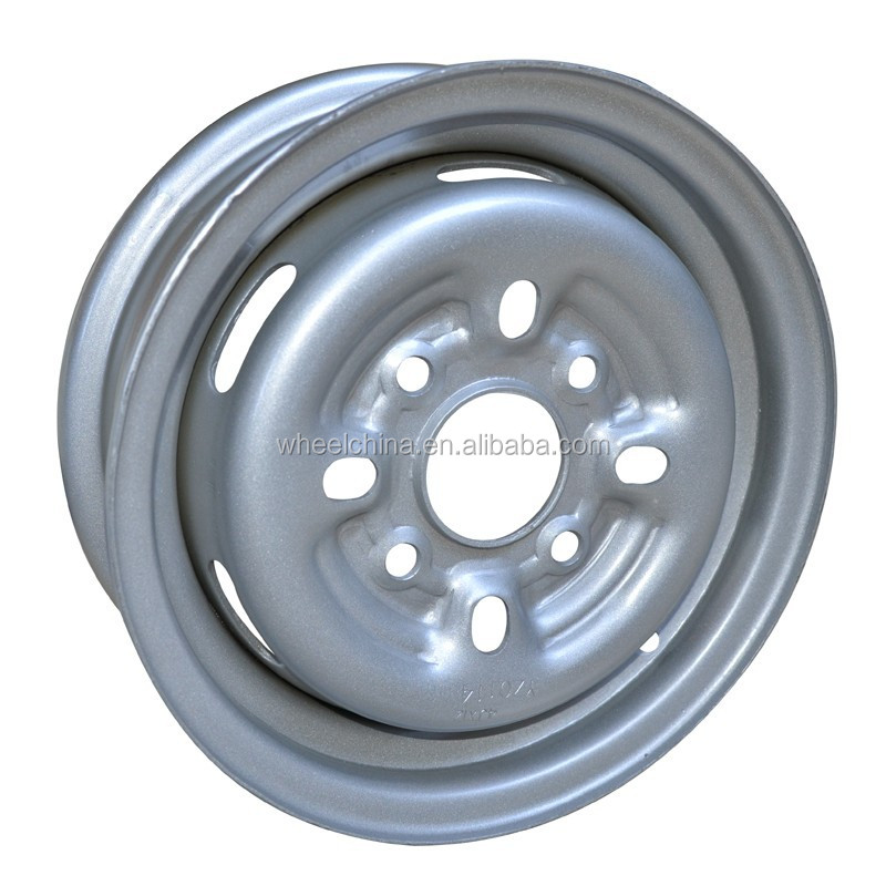 4Jx12 Steel Van Wheel Rim