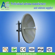 5.8GHz/WIFI Dual Polarization/MIMO Dish Antenna New Product