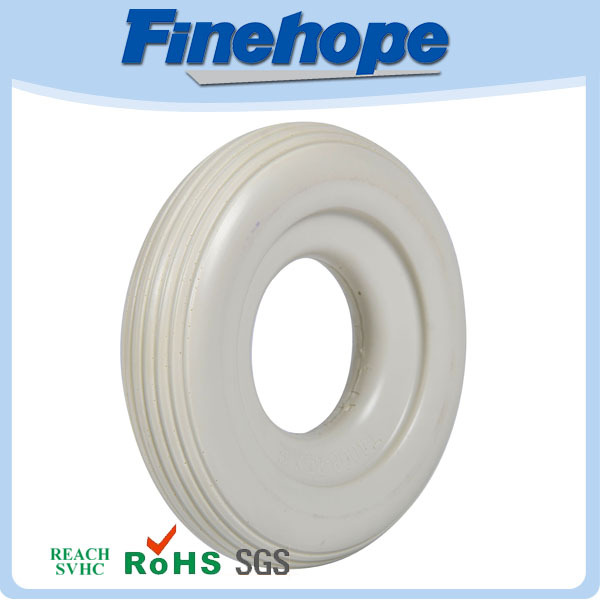 2014 New design high grade white wall tire