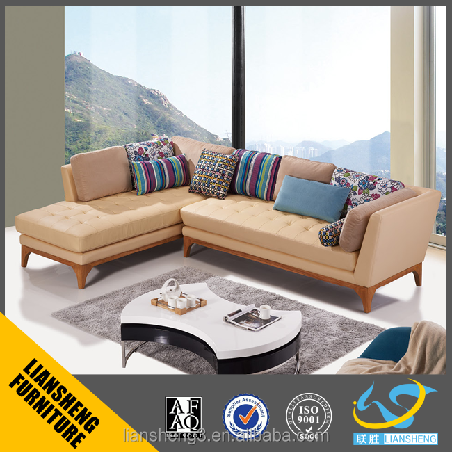 newest products nice design fabric modern sofa furniture living room