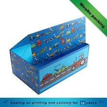 Hot sale toy paper box /Kids little toy paper box