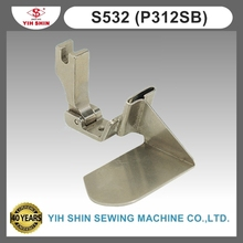 Seam Binding Foot with Guide for Industrial Sewing Machines #S532 presser foot