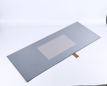China manufacturer wide 15.6inch 1080p capacitive touch screen monitor with vga input