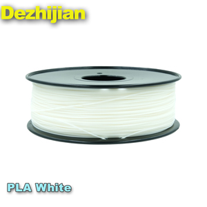White pla filament China Manufacturer New Heat Resistance 3D Printer ABS and PLA Filaments