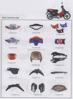 Biz100 smash110 motorcycle parts/Brasil motorcycle spare parts/South America motorcycle parts