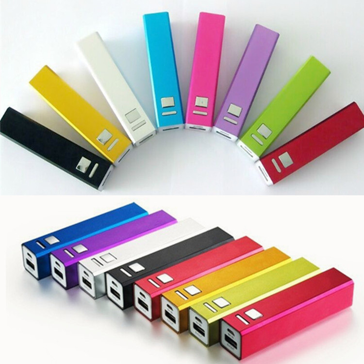 wholesale metal powerbank charger rohs power bank for restaurant
