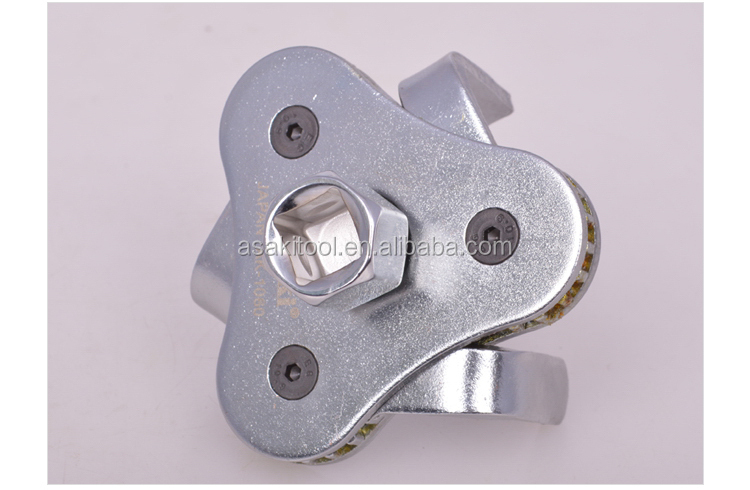 AK-1060 High quality Professional 3-Jaws Oil Filter Wrench