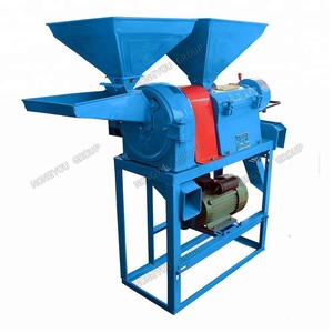 Home Use rice mill machinery wheat flour milling machine price