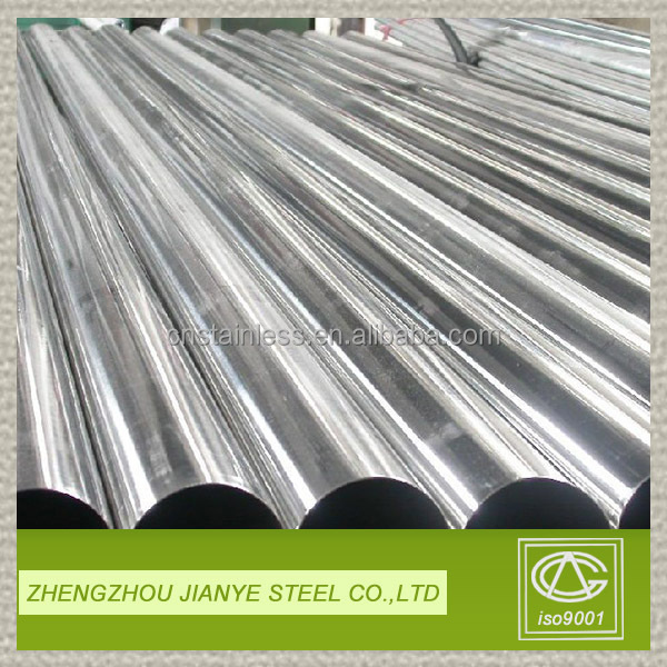 Hot Sale astm a312 tp316l seamless stainless steel pipe price list